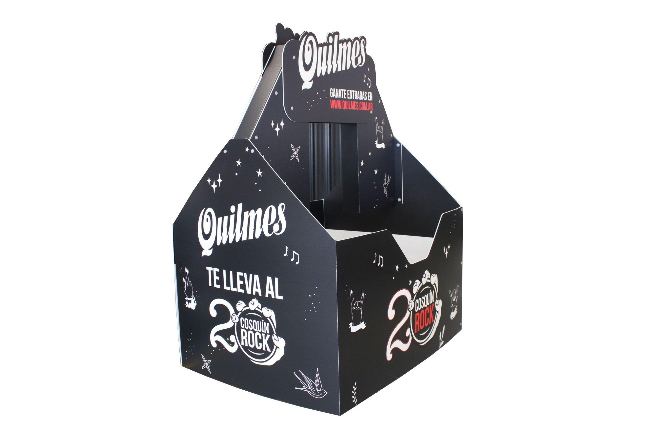 Quilmes COSQUIN ROCK 2020 fondo